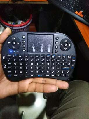 Mini Wireless Keyboard with Touchpad Mouse ?
