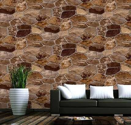 Elegant Shiny wall paper image 8