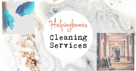 Cleaning Services - Residential, Offices, Supermarkets & Malls image 1