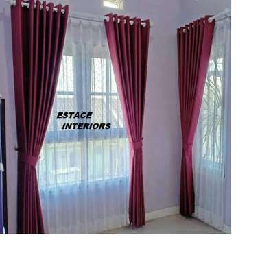 MODERN CURTAINS AND SHEERS image 4