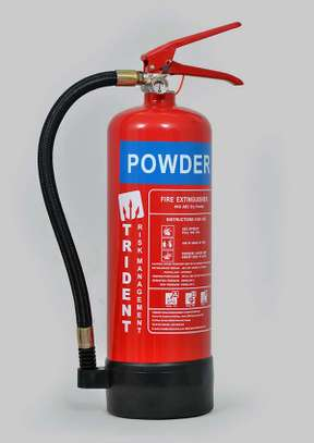 9 Kg Powder Fire Extinguisher image 8