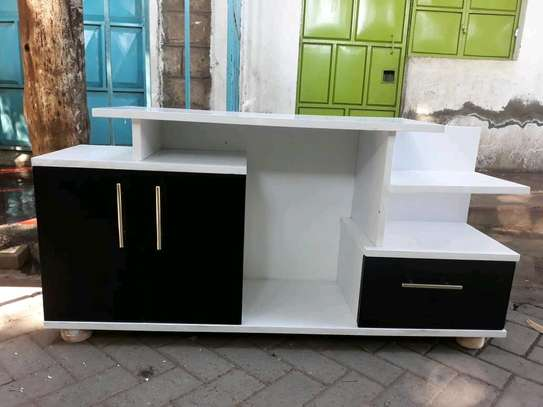 Wooden tv stand c7 image 1