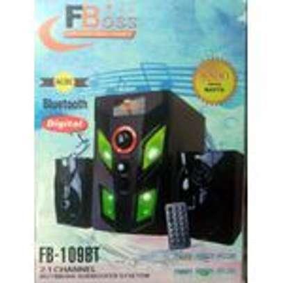 Fboss Superwoofer,Hitechmedia Bluetooth,USB,FM-8500watts image 3