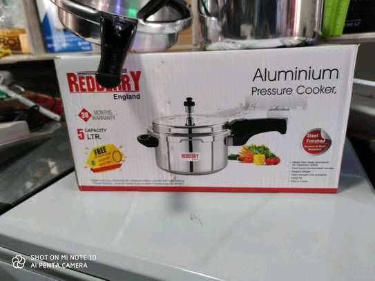 5 ltrs pressure cooker, Redberry image 1