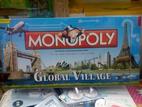 Monopoly game image 1