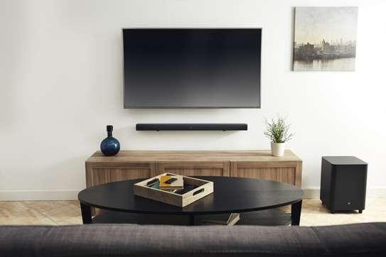 JBL 3.1-Channel 4K Ultra HD Soundbar with Wireless Subwoofer image 1