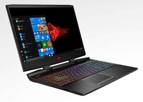 Gaming Monster HP Omen 15x Intel Corei7 with 6GB RTX 2060 Graphics Card image 1