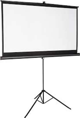 Best Quality Projection Screens For Hire image 4