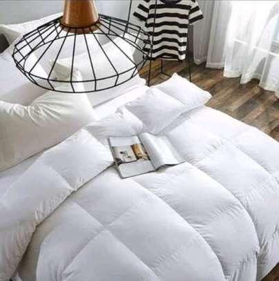 White Plain Comforters image 1