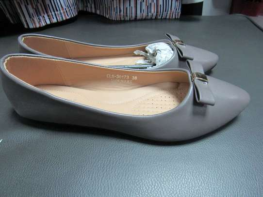 Grey Doll Shoes