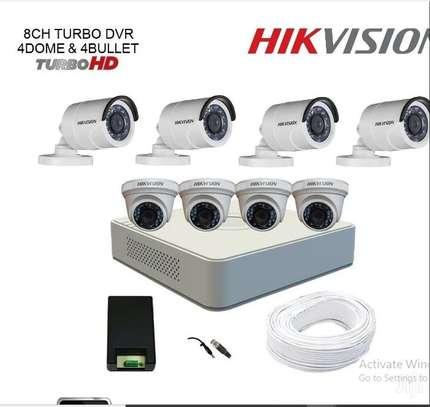 4 Cctv Cameras image 1