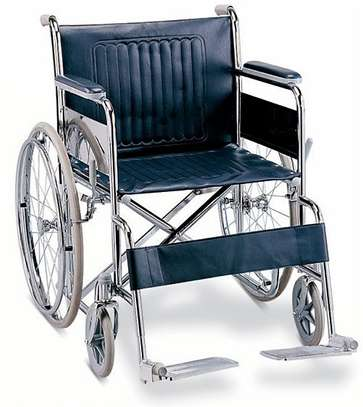 Standard Folding Wheelchair