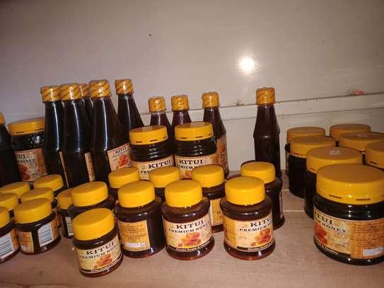 Natural honey image 1