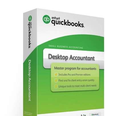 QuickBooks premier accountant 2020 image 1