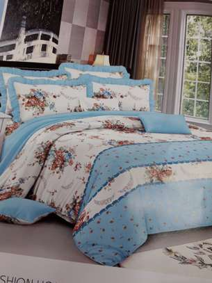 Cotton Duvets with 2 Pillowcases