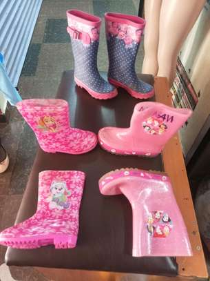 Kids quality wellies/gumboots image 2