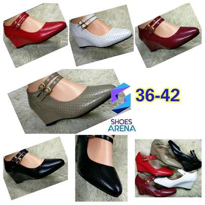 Women wedge shoes image 1