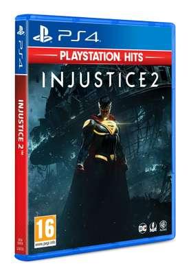 Ps 4 Injustice 2 Playstation Hits
