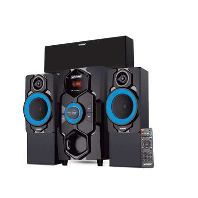 Vision Plus VP3133MS 3.1CH Multimedia Speaker 90W RMS image 1