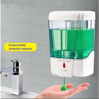 Generic 700ML Hand Sanitizer Bathroom Automatic Soap Dispenser image 1