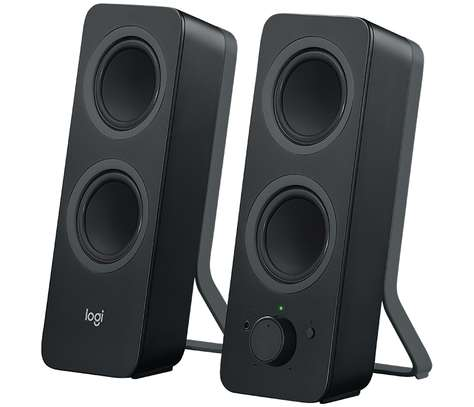 Logitech Z207 2.0 Stereo Computer Speakers with Bluetooth image 2