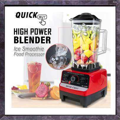 silver crest Commercial /Professional Blender -3000WATTS image 4