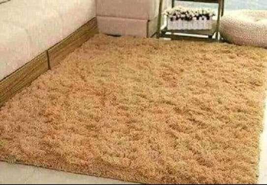 Quality Turkish Fluffy Carpets image 1