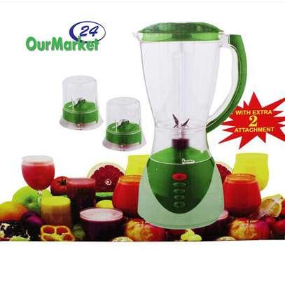 Rashnik RN-1011- Blender 1.5 Liters 350W - available color Green image 1