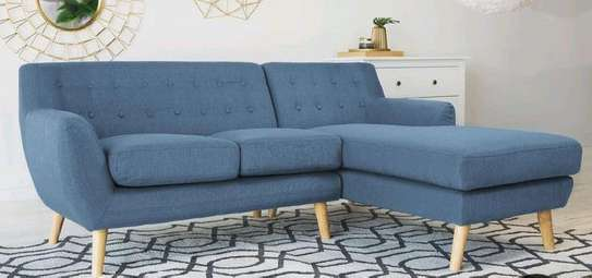 Three seater L shaped sofas for sale in Nairobi Kenya/modern sectionals and couches manufacturers in Nairobi Kenya image 1