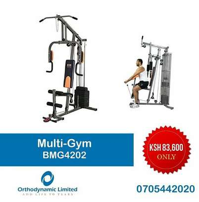 BODY SCULPTURE MULTI HOME GYM BASIC BMG4202