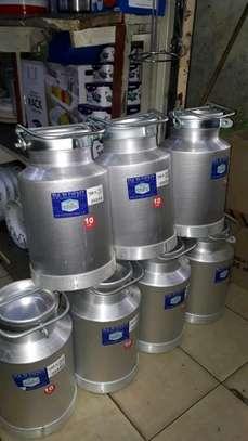 10litre Milkcan/10litre jerrycan/Alminium milkcan image 1