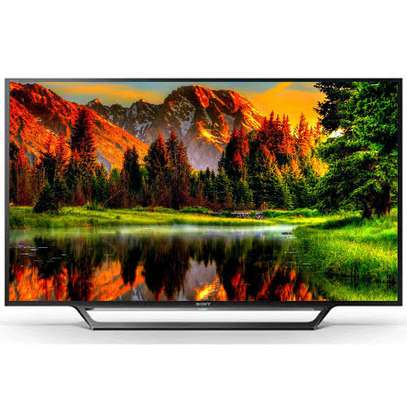 Sony 55 inches Android Smart UHD-4K Digital TVs 55X8000G image 1