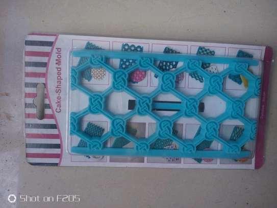 Cake moulds image 1