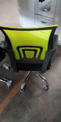 Office chair 4p image 1