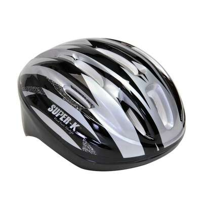 1 Large SUPER-K Cycling/Skating Helmet