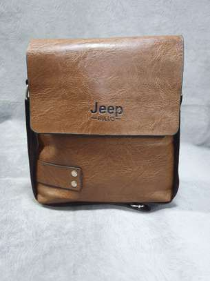 Jeep leather bags image 2