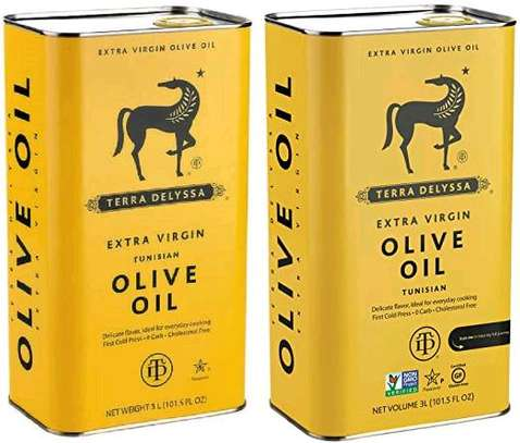Terra Delyssa Extra Virgin Olive Oil - 3 Litres By: Ammiel Collection image 2