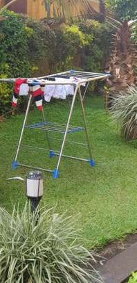 Indoor clothes line/outdoors clothe/portable clothe line/clothes line image 3
