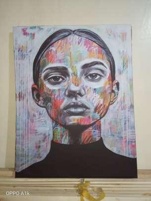 Canvas wall art frames image 1