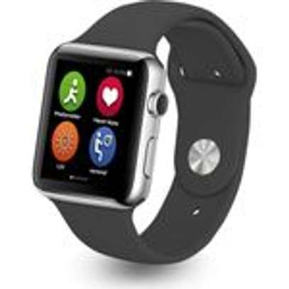 Smartwatch B702 - 1.54 - 0.3MP Camera - Smart Watch Phone - Silver image 3