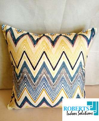 durable fancy throw pillow image 1