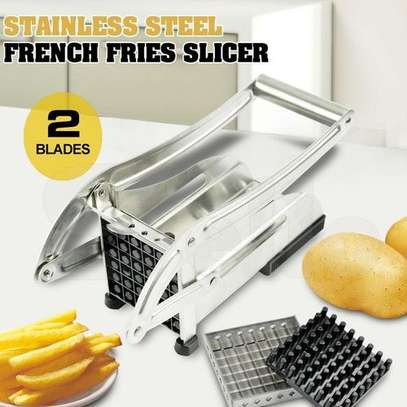 Stainless Steel Potato Chipper (French Fries Slicer) image 2