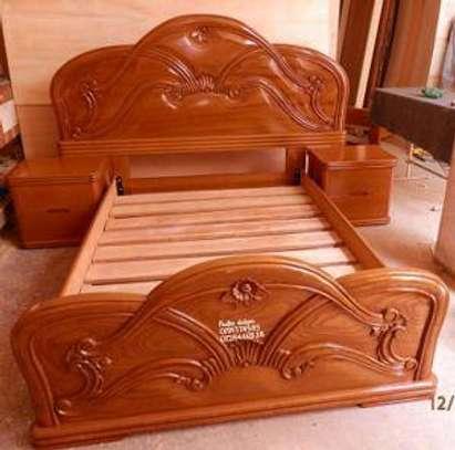 Modern beds/ Executive beds/6*6 beds image 1