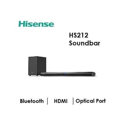 Hisense Soundbar HS212 - 120Watts - Wireless Subwoofer image 2