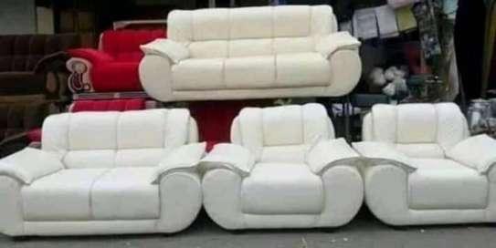 7 seater diamond sofa set image 1