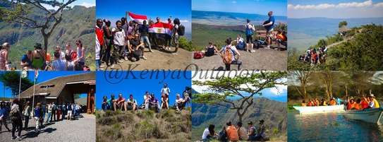 Mt.Longonot Day Hike; March 14; Book 6 > 1 Free;