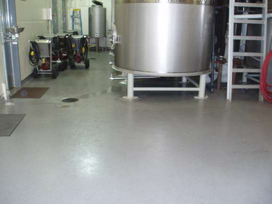 Flooring That's Chemical-Resistant & Durable