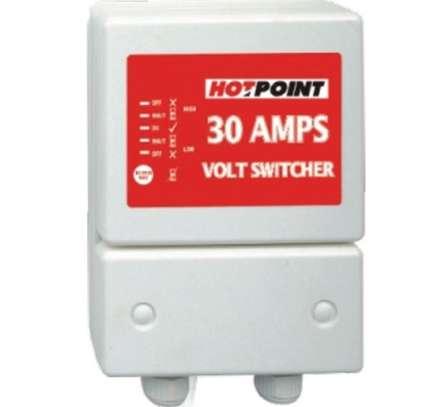 Von AMPS/VXV30ABAS Volt Switcher 30 AMPS image 1