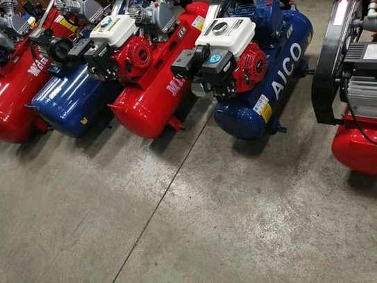 Electric and petrol powered air compressors in Kenya image 1