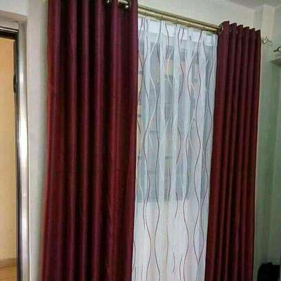 Beautiful and well designed curtains image 1